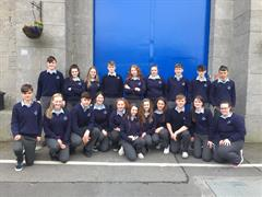 Limerick Prison visit