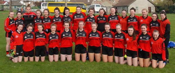 Senior Girls D2 Munster Football Final