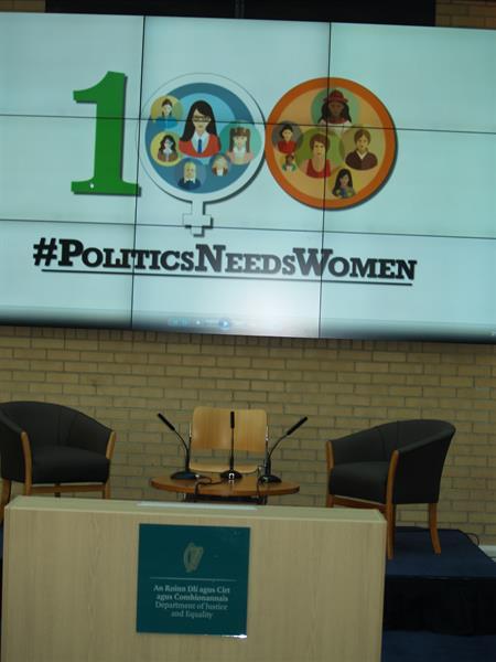 Politics Needs Women