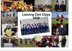 Leaving Cert online graduation and student awards