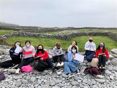 Ty Trip to Inis Oirr
