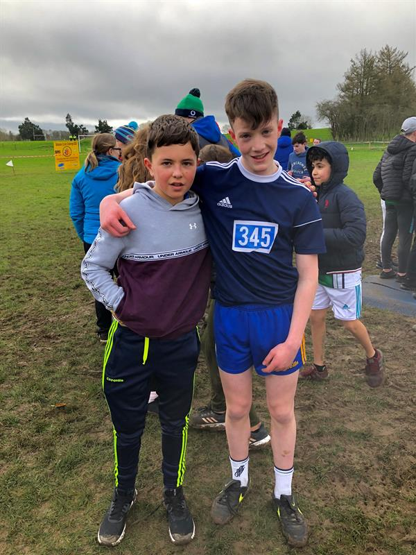 Success at North Munster Schools Cross-Country Competition