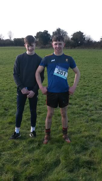 The Munster Cross Country Schools