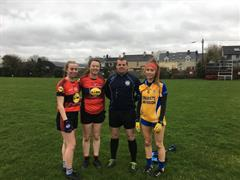 Senior B Clare Schools Ladies Final