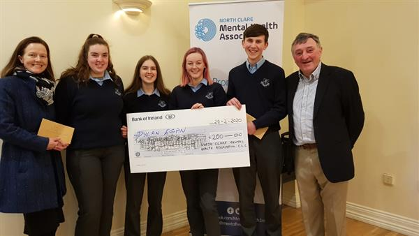 Mental Health Essay Competition Winners