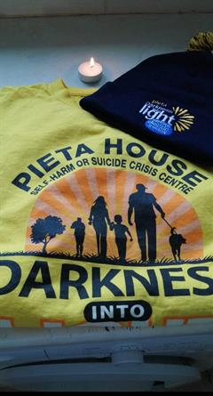Supporting Darkness into Light