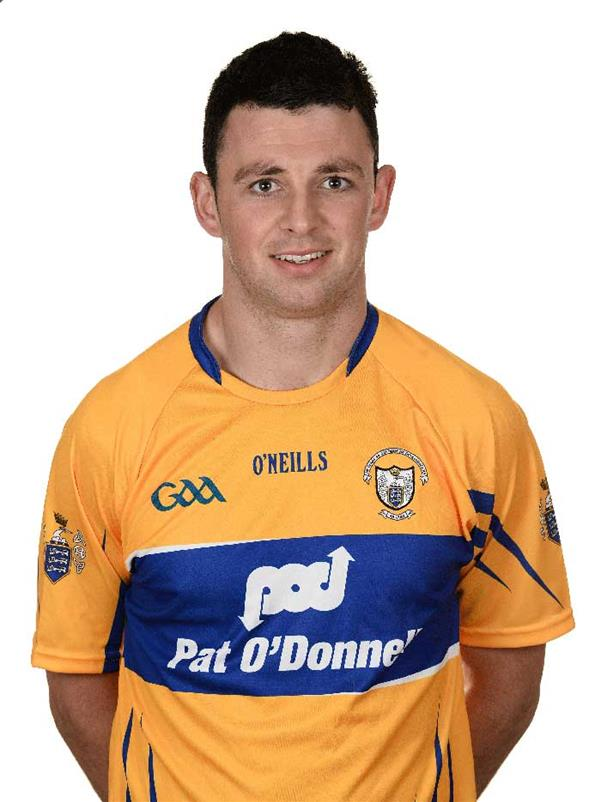 Mary Immaculate's Cathal Malone - Clare All Star nominee