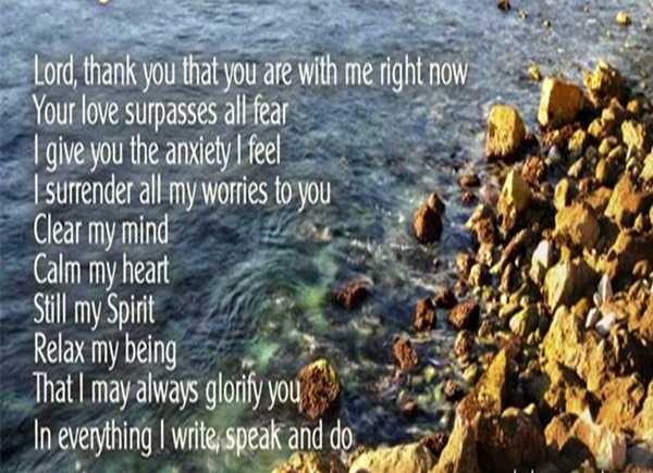 A prayer for our Leaving Cert Students