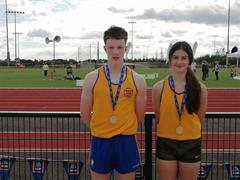 National Final winners at the recent Community Games National Finals in Carlow IT