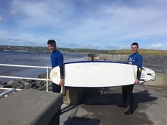 TYs Go Surfing!