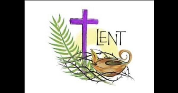 Lenten Reflection - March 12 2021